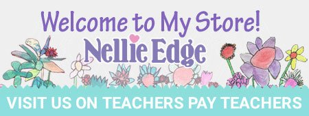 Teachers Pay Teachers - Nellie Edge