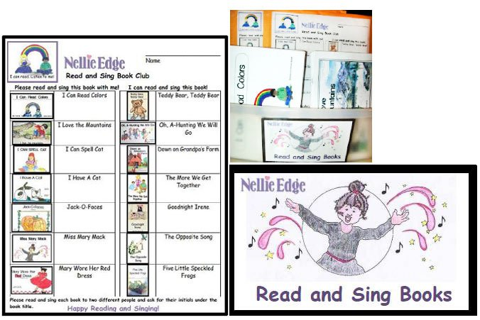Nellie Edge Family Read and Sing Book Club: