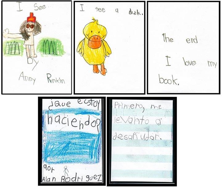 The goal of Kindergarten-Friendly Handwriting is to grow powerful kindergarten writers.
