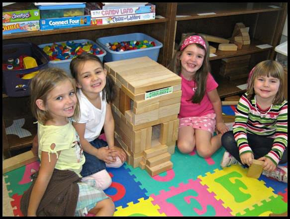 Family Connections in Kindergarten: Help families understand the value of play