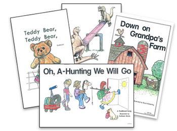 Nellie Edge Guided Reading Books