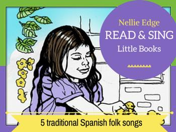 FREE Spanish Little Books of Traditional Songs