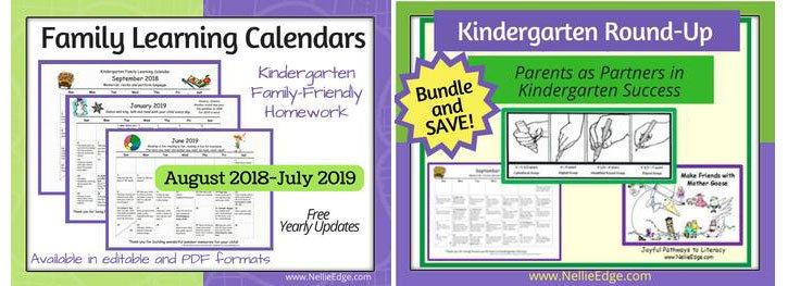 calendars-kindergarten