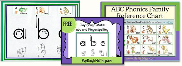 New free TpT resources from Nellie Edge