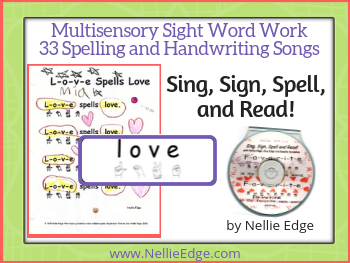 TpT Resources by Nellie Edge