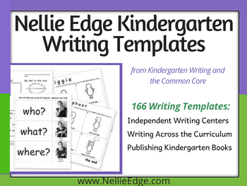 TpT Resources for Kindergarten teachers