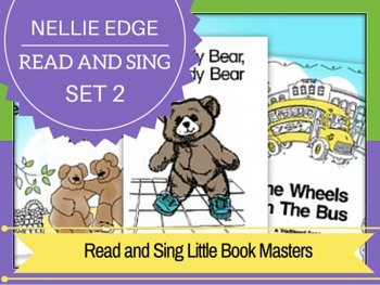 Teddy Bear, Teddy Bear Guided Reading Books (print books on 24# paper)