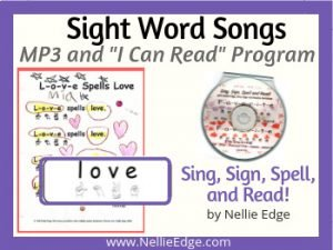 Sing, Sign, Spell, & Read! MP3 and Program