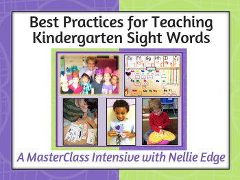 Teachers Pay Teachers - Nellie Edge Kindergarten Resources