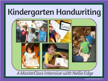 Teachers Pay Teachers - Nellie Edge Kindergarten Resources