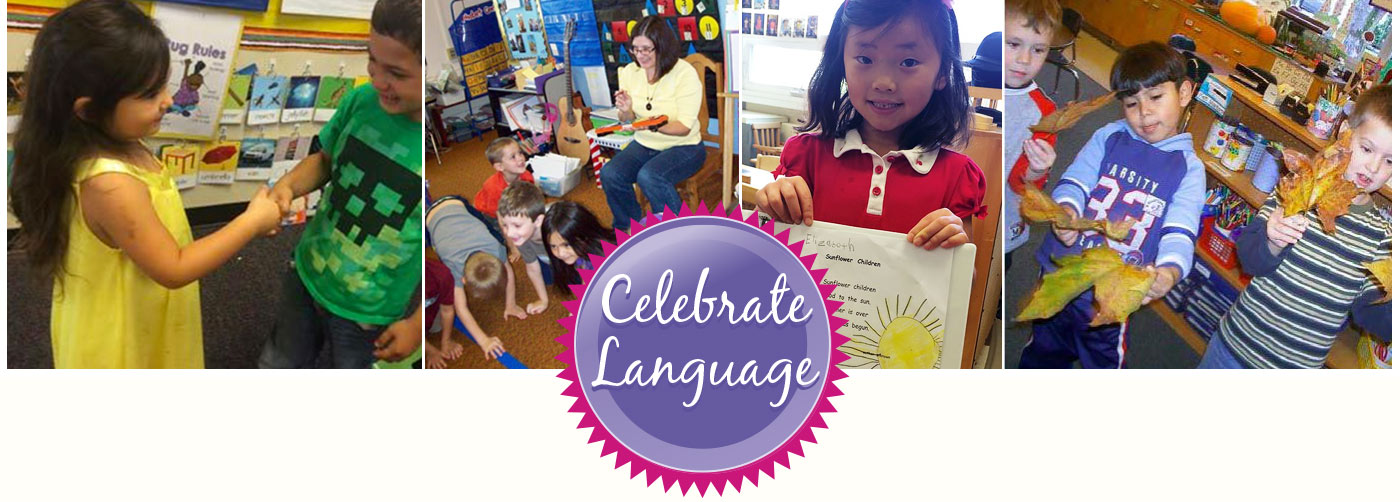 Celebrate Language Workshop with Nellie Edge