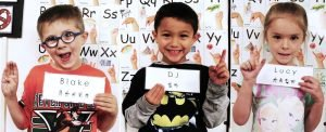 Simplify Kindergarten Handwriting Instruction