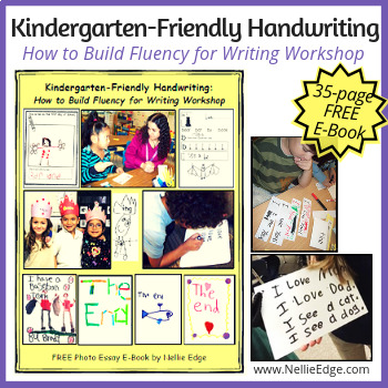 Nellie Edge Handwriting resources on Teachers Pay Teachers