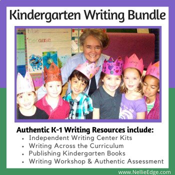 Kindergarten Writing Bundle (over 700 pages)