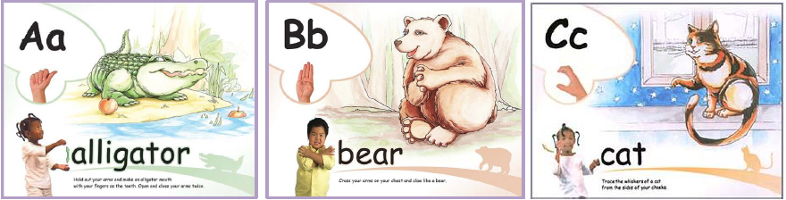 ABC Phonics: Sing, Sign, and Read!