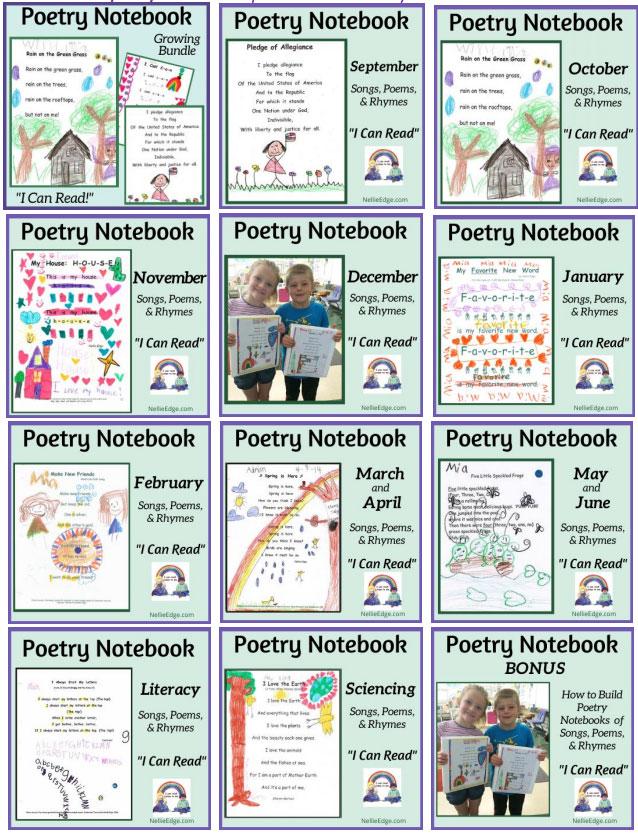 poetry-notebooks