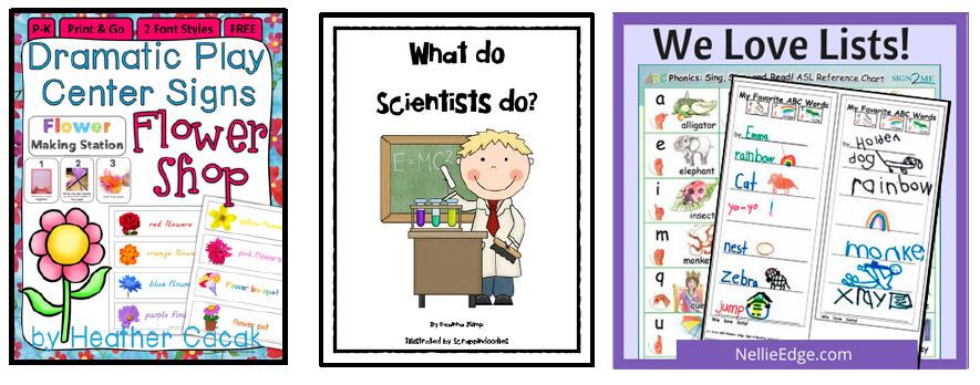 12 Favorite Kindergarten FREEBIES on TPT