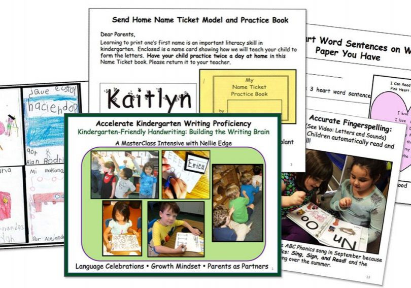 Joyful and Systematic Ways to Build Kindergarten Narrative