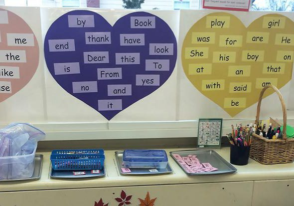 "Boost Kindergarten Writing Skills with These 15 Best Practices Fluency with high-frequency ""heart word"" sentences is your key to success!"