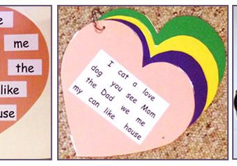 heart words in kindergarten teacher resources