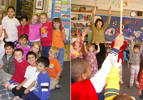 Glimpses from Joyful Kindergartens
